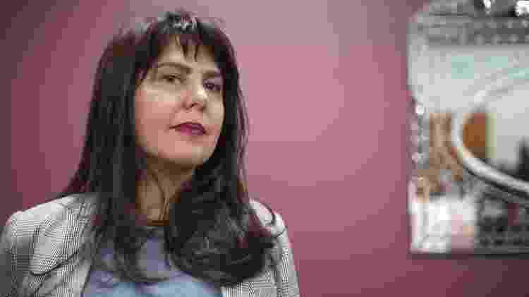 O projeto Avarc é gerenciado pela promotora Celeste Leite dos Santos - Felix Lima/BBC - Felix Lima/BBC