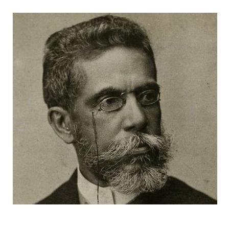 No caso de Machado de Assis, a imagem desejada pelas autoridades persistiu durante décadas - Arte/UOL