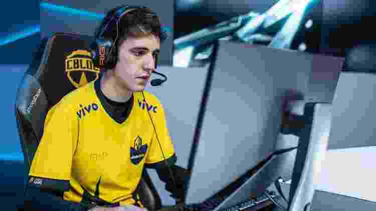 Professor Vivo Keyd CBLoL 2020 Etapa 1 Semana 2 Dia 1 League of Legends - Bruno Alvares/Riot Games Brasil - Bruno Alvares/Riot Games Brasil