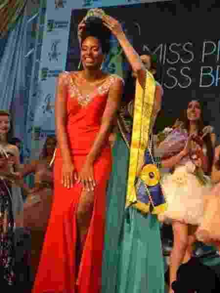 miss pinhais - Arquivo Pessoal - Arquivo Pessoal