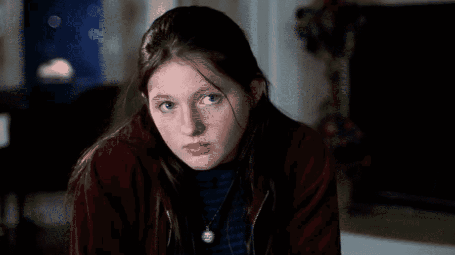 """Jessica Campbell em """"Eleição"""" - Reprodução/IMDb"""