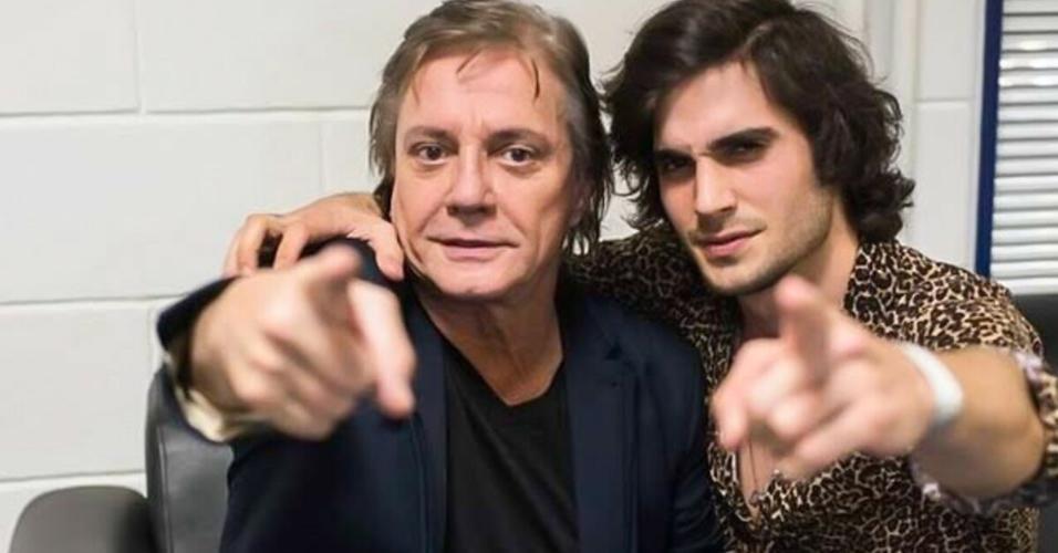 Fiuk e Fábio Júnior