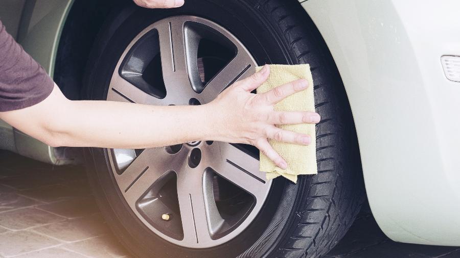 Cuidar dos pneus é importante não só para a estética, mas também para a segurança do seu carro - Getty Images