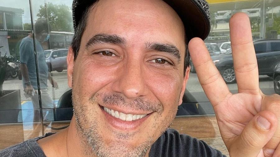 André Marques é o apresentador do reality, que começa amanhã - Reprodução