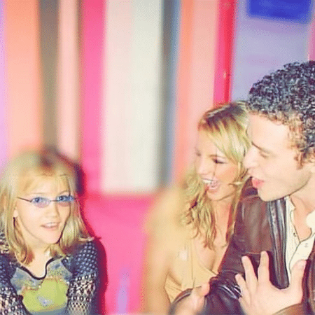 Britney Spears relembra foto com o Justin Timberlake  - Reprodução / Instagram