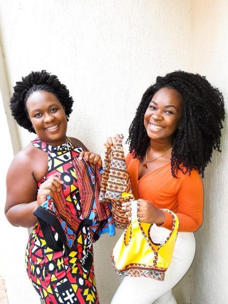 Loja Tudo Afro quer mulheres negras como protagonistas na moda - Acervo pessoal