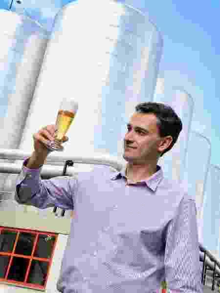 Alfredo Ferreira, do Instituto da Cerveja Brasil - Divulgação - Divulgação