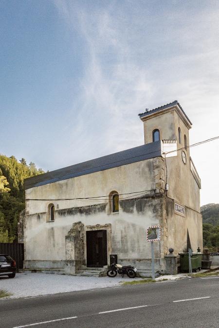 Vista exterior de la casa de Das Kareka - Neria Moreno - Neria Moreno