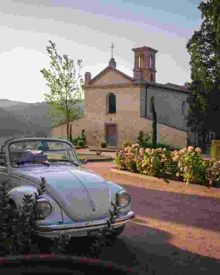 Hotel Reschio fica em um castelo de mais de mil anos (12) - Divulgação - Divulgação