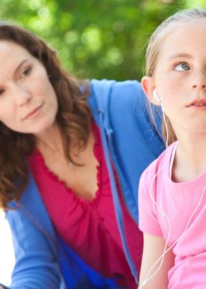 Pais podem persuadir filhos com palavras - Getty Images