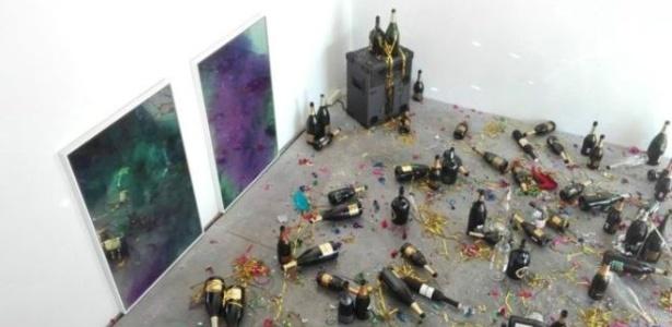 Obra de arte foi restaurada na Itália depois de ser confundida com lixo e removida - Museion Bozen Bolzano