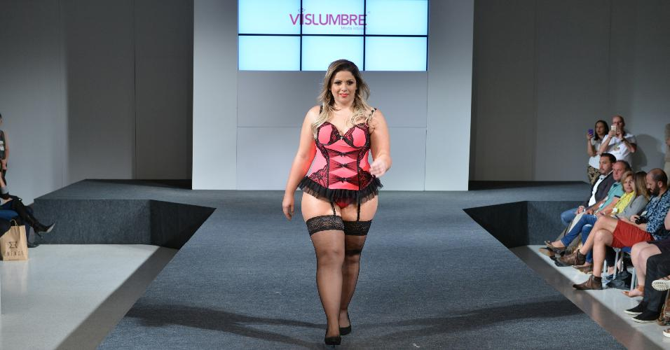 Fashion Weekend Plus Size verão 2017 - Vislumbre