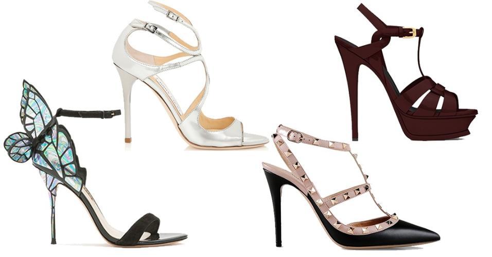 6c26e1bfc Sapatos cobiçados de grandes grifes internacionais chegam a custar R$ 6 mil  - BOL Listas - BOL Listas