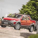 Fiat Strada 2016 - Divulgação
