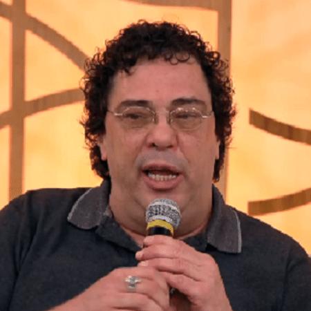 O ex-jogador Walter Casagrande - Reprodução/TV Globo