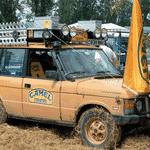 Range Rover - Gary Blackmore