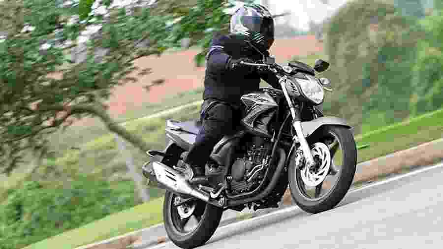 Mesmo motos de capacidade cúbica mais baixa estão usufruindo mais das novas tecnologias - Mario Villaescusa/Infomoto