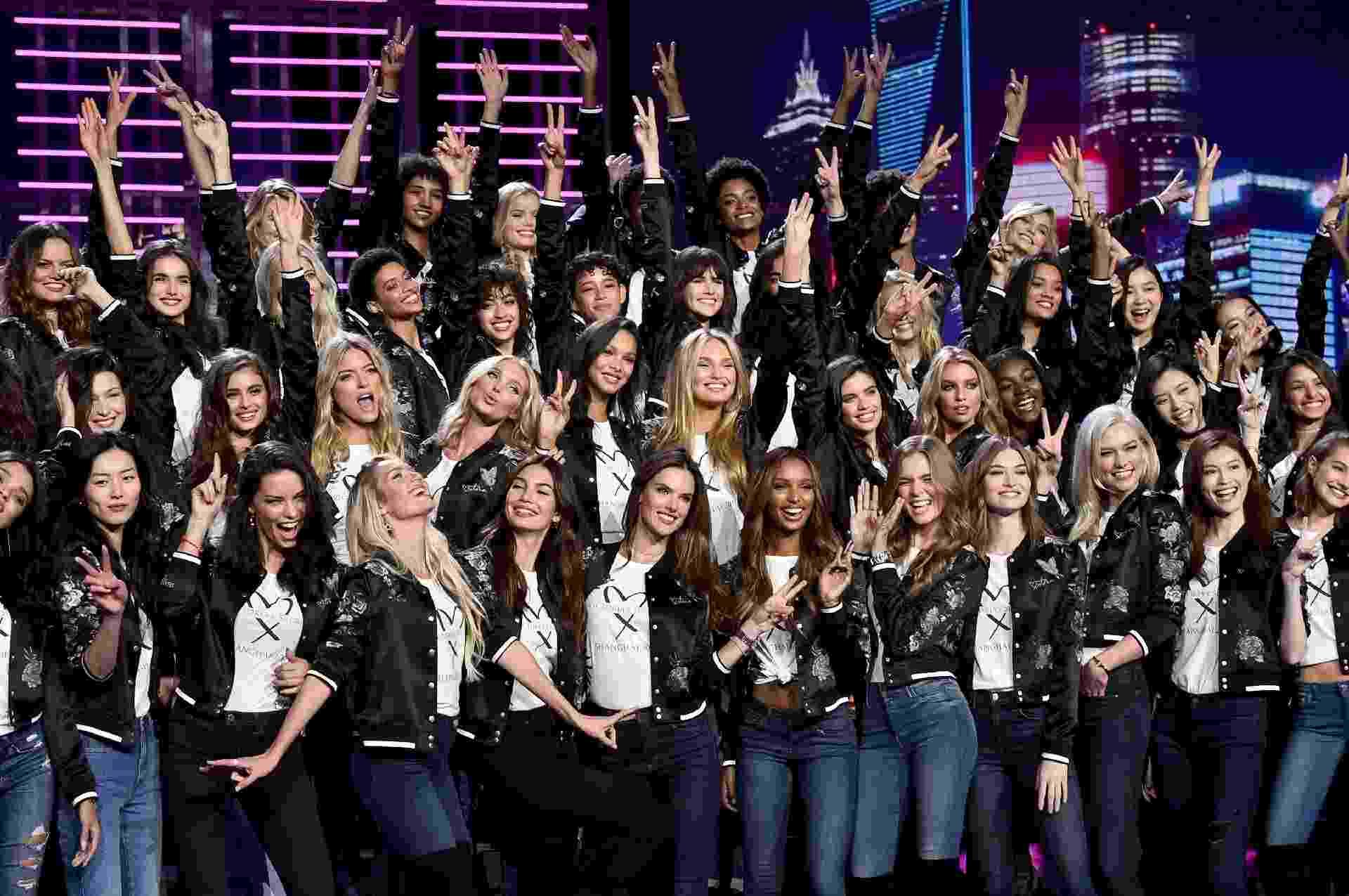 Victoria's Secrets Fashion Show - Getty Images