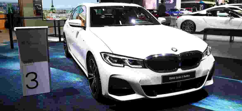 Nova geração do BMW Série 3 foi uma das estrelas do evento - Newspress