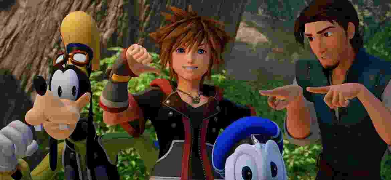 Kingdom Hearts III chegou no final de janeiro - Divulgação