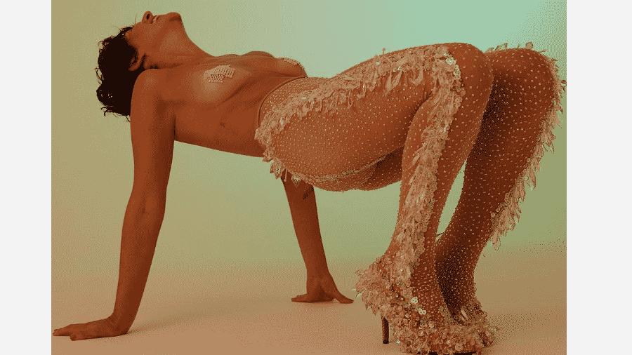 Fernanda Paes Leme - Reprodução/Instagram