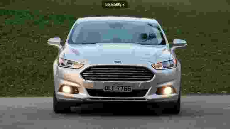 Ford Focus 2014 - Murilo Góes/UOL - Murilo Góes/UOL