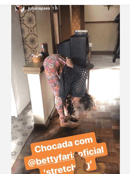 Betty Faria - Reprodução/Instagram