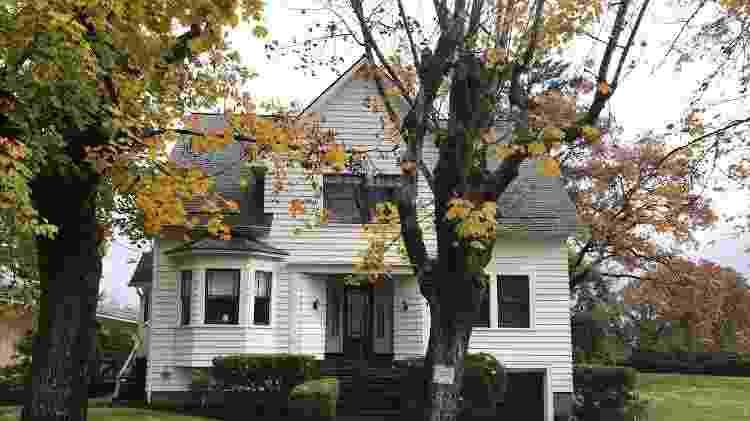 O imóvel fica em Saint Helens, em Portland, nos EUA - Divulgação/Airbnb