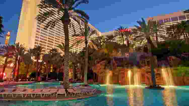 Go Pool Dayclub, em Las Vegas - Divulgação/Go Pool Dayclub - Divulgação/Go Pool Dayclub