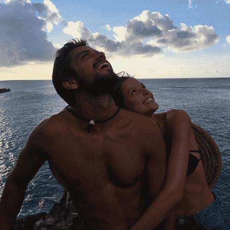 Agatha e Rodrigo: mesmo signo e idade - Reprodução/Instagram