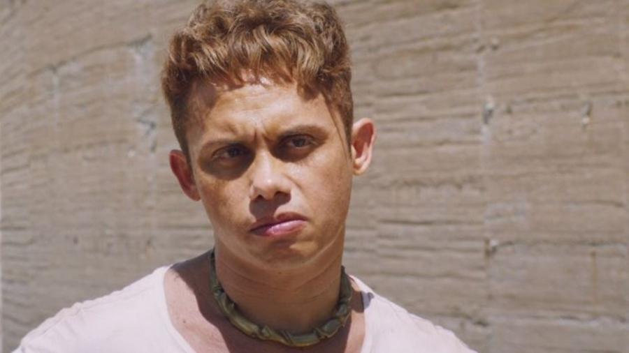 Silvero Pereira como o Lunga de Bacurau - Reprodução