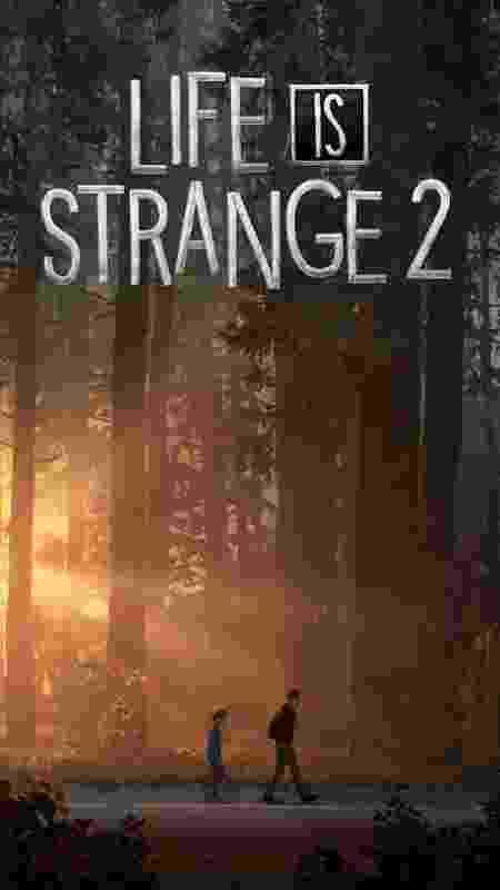 Life is Strange 2 box art - Divulgação - Divulgação