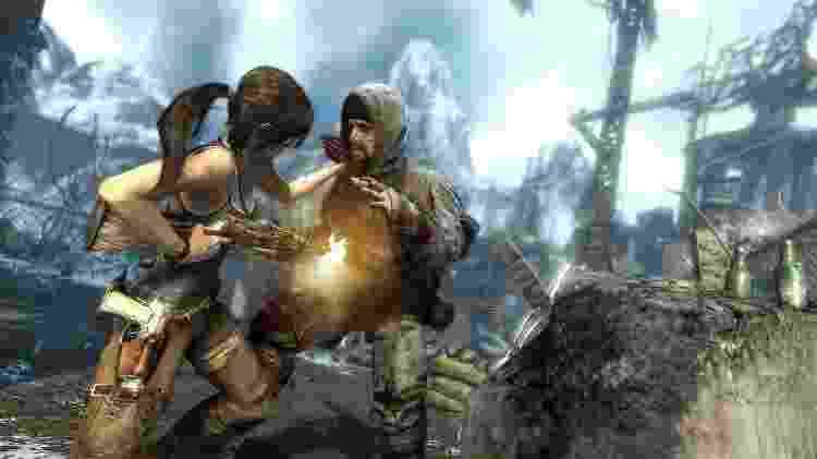 Tomb Raider 2013 Review 2 - Divulgação - Divulgação