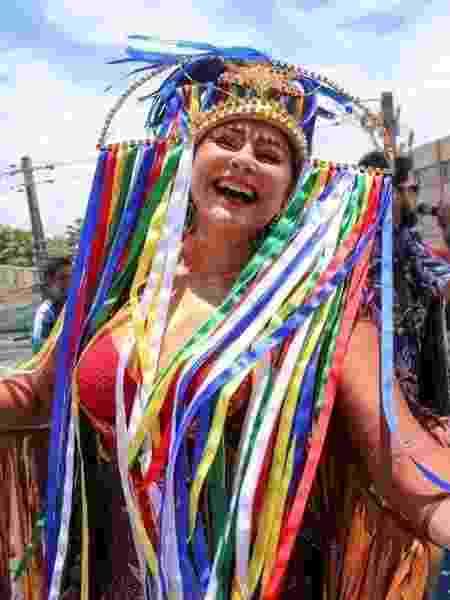 Fafá de Belém anuncia mudança de seu nome para Carnaval - Reprodução/Instagram