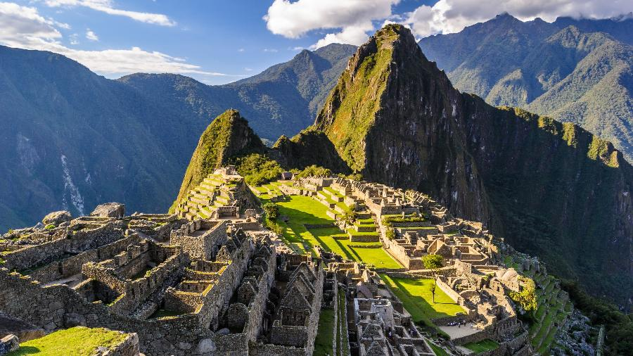 A cidadela inca terá acesso restrito a 30% das sua capacidade até o dia 9 de maio - iStockphoto