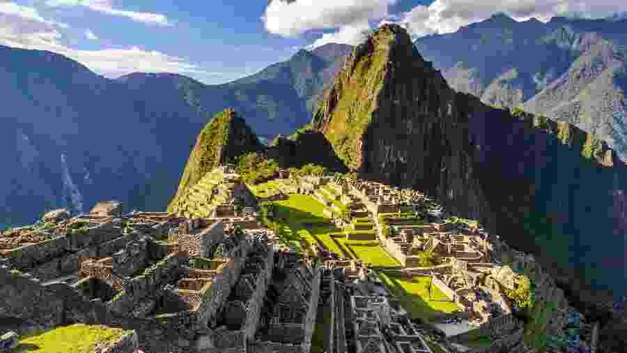 Machu Picchu - iStockphoto