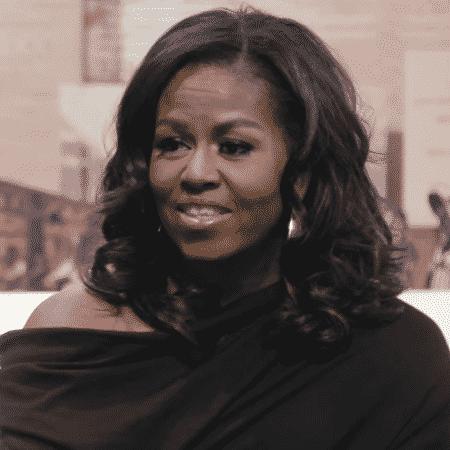 """Michelle Obama no documentário da Netflix """"Minha História"""" - Reprodução/Netflix"""