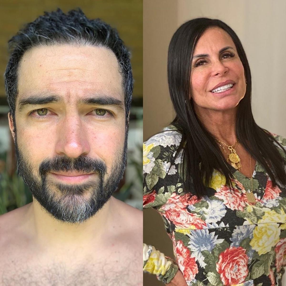Alfonso Herrera e Gretchen