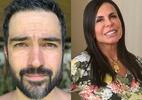 Alfonso Herrera pede informações sobre Gretchen na web e ela responde - Reprodução/Instagram