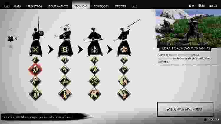 Ghost of Tsushima Pedra 2 - Daniel Esdras/GameHall - Daniel Esdras/GameHall