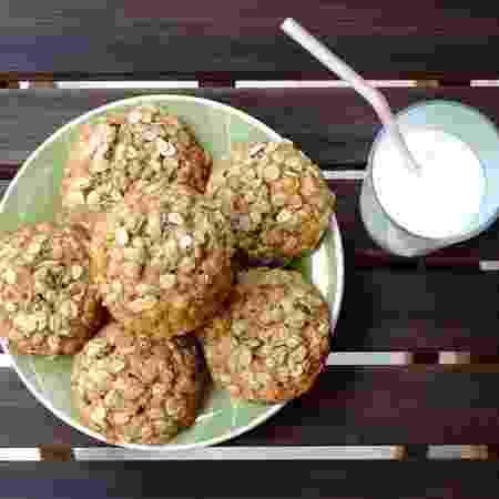 Cookie de aveia e uva-passa - Divulgação - Divulgação