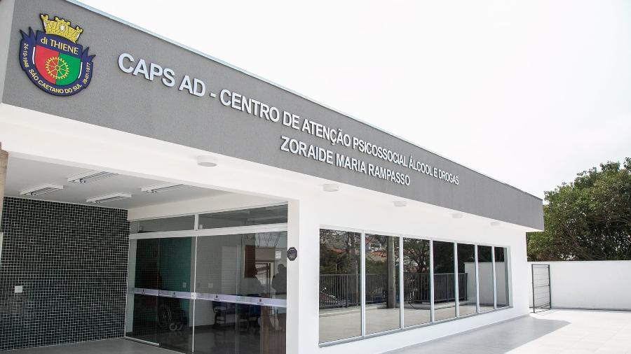 CAPS em São Caetano do Sul, região do ABC paulista - Divulgação