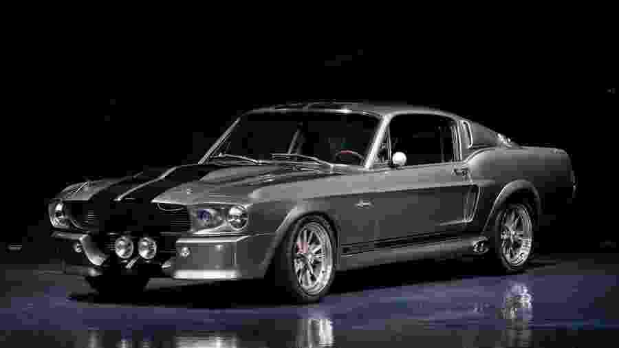 """Ford Mustang Shelby GT500 """"Eleanor"""" - Divulgação"""