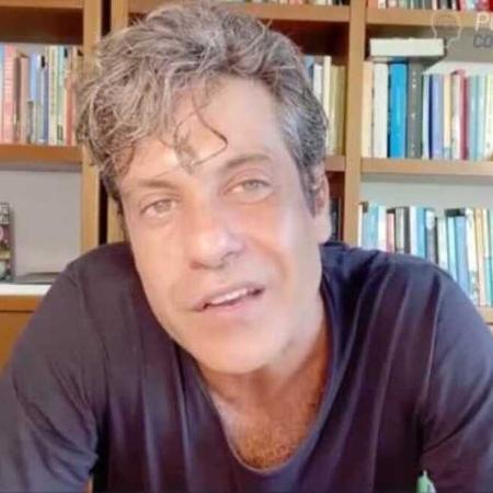 Pedro Vasconcelos em vídeo publicado no Instagram - Reprodução/Instagram