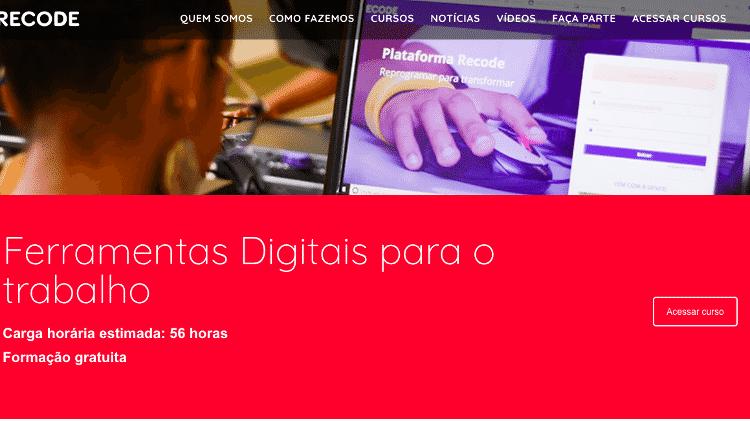 Vale a pena acompanhar a agenda de cursos: em maio tem de Marketing Digital - Reprodução Recode.org.br - Reprodução Recode.org.br