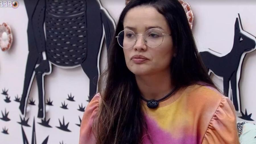 BBB 21: Juliette diz que se fosse líder colocava Caio direto no paredão - Reprodução/ Globoplay