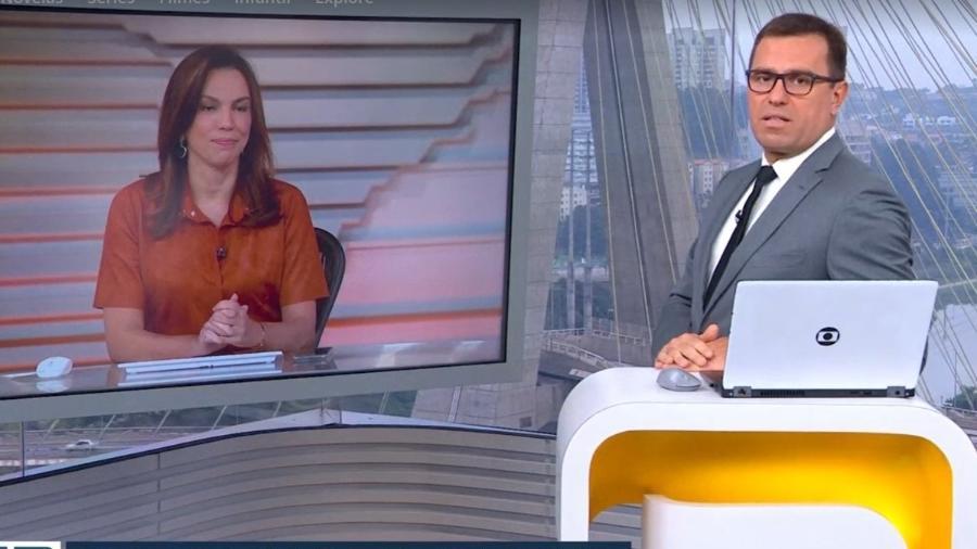 Rodrigo Bocardi conta como descobriu golpe do Pix no WhatsApp - Reprodução/TV Globo