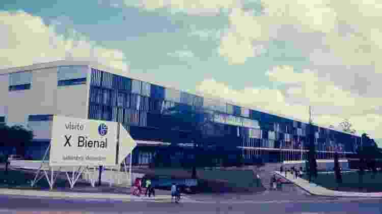 bienal - Autor desconhecido/Fundação Bienal de São Paulo/Arquivo Histórico Wanda Svevo - Autor desconhecido/Fundação Bienal de São Paulo/Arquivo Histórico Wanda Svevo