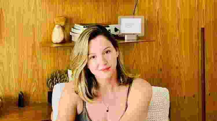 """Julia Spadaccini é roteirista e escreveu o monólogo """"Surda"""", que será dirigido por Andréa Beltrão no teatro - Arquivo pessoal - Arquivo pessoal"""