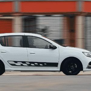 Renault Sandero RS - Murilo Góes/UOL